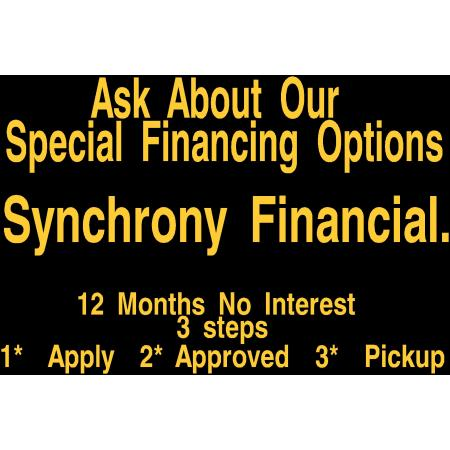 FINANCE PAGE -SYNCHRONY